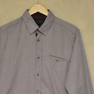 Ted Baker London Button Down 4 L